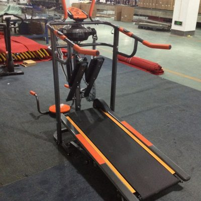 jual, alat, fitness, manual, treadmill, fc8003
