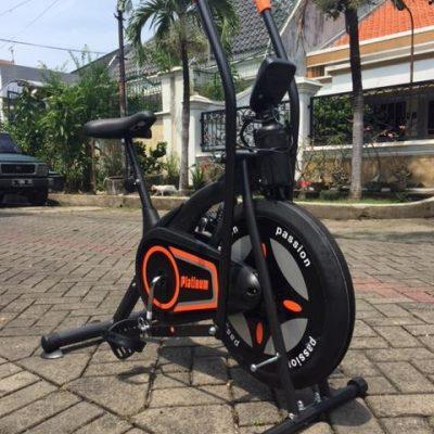jual, alat, fitnes, sepeda, statis, FC 388n, platinum, bike (6)