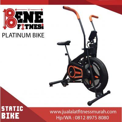 jual, sepeda, statis, alat, fitness, olahraga, fitnes, fc 388n, platinum